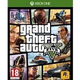 Jeu Xbox One Rockstar Games GTA 5