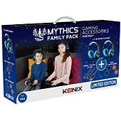Micro gamer Konix Family Pack pour PS4
