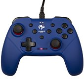 Manette Konix FILAIRE SWITCH FFF BLEU