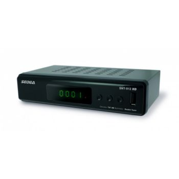 Sedea snt912hd double tuner d codeur tnt boulanger - Decodeur tnt enregistreur double tuner ...