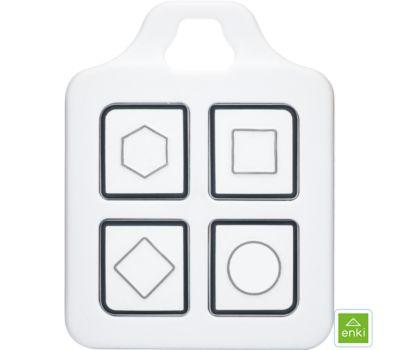Bouton connecté Evology Portable 4 fonctions connectées