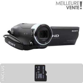 Sony Pack HDR-CX240 + MicroSD 8Go