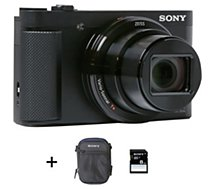 Appareil photo Compact Sony DSC-HX80 + Etui + SD 8Go