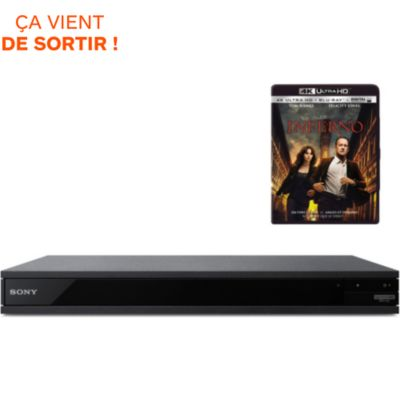 lecteur blu ray 4k vos achats sur boulanger. Black Bedroom Furniture Sets. Home Design Ideas