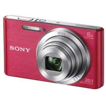 Sony Pack DSC-W830 Rose + Housse