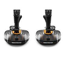 Périphérique entrée Thrustmaster T16000M Space Sim Duo