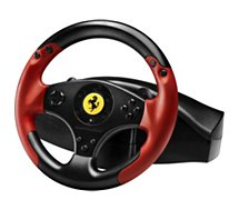 Volant + Pédalier Thrustmaster  Ferrari Red Legend Racing Wheel PS3/PC