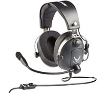 Casque gamer Thrustmaster  Casque T-Flight U.S. Air Force