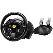 Volant + Pédalier Thrustmaster T300 Ferrari Racing Wheel PS4/PS3/PC