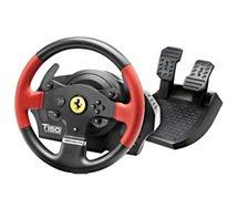 Volant + Pédalier Thrustmaster T150 Ferrari Edition PS4/PS3