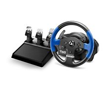 Volant + Pédalier Thrustmaster  T150 RS Pro PS5/PS4