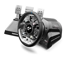 Volant + Pédalier Thrustmaster  T-GT II PS4/PS5/PC
