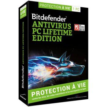 bitdefender antivirus pc lifetime edition licence vie autos post. Black Bedroom Furniture Sets. Home Design Ideas