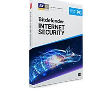 Logiciel antivirus et optimisation Bitdefender  Internet Security 2019 1 an 1 PC