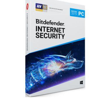 Bitdefender Internet Security 2019 1 an 1 PC