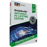 Logiciel antivirus et optimisation Bitdefender Antivirus 1 PC A vie (Lifetime Edition)