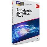 Logiciel antivirus et optimisation Bitdefender  ANTIVIRUS PLUS 2020 - 1 AN - 1 PC