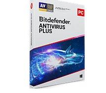 Logiciel antivirus et optimisation Bitdefender  ANTIVIRUS PLUS - 2 ANS - 3 PC