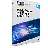 Logiciel antivirus et optimisation Bitdefender  INTERNET SECURITY 2020 - 2 ANS - 5 PCS