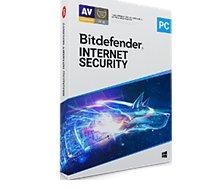 Logiciel antivirus et optimisation Bitdefender  INTERNET SECURITY 2020 - 2 ANS - 10 PC