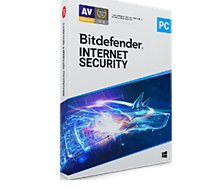 Logiciel antivirus et optimisation Bitdefender  Internet Security  - 1 an - 1 poste