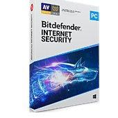 Logiciel antivirus et optimisation Bitdefender Internet Security 2020 - 2ans - 5 postes