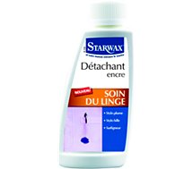 Détachant textile Starwax  encre 100 ml