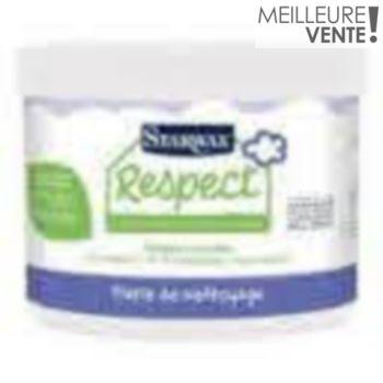 Starwax Respect Pierre de nettoyage 375 grs