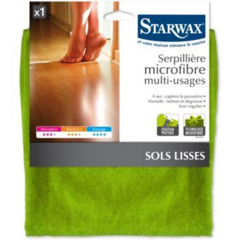 Starwax Serpillere microfibre Multi usage x1