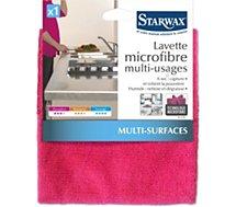 Nettoyant Starwax  MICROFIBRE MULTI SURFACES