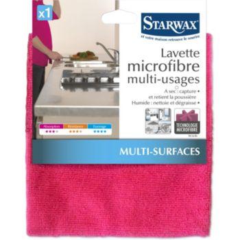 Starwax MICROFIBRE MULTI SURFACES