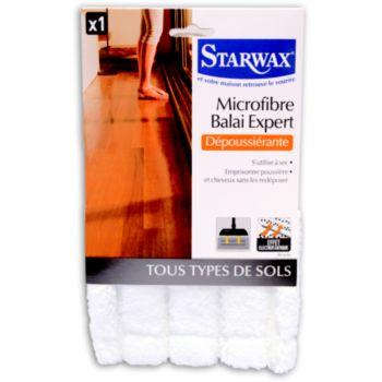 Starwax microfibre pour balai expert