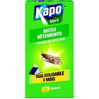 Kapo pièges à mites etui de 2
