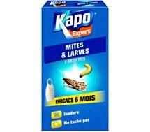 Antimites Kapo Cassetes Mites et Larves Etui de 2