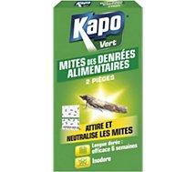 Antimites Kapo PIEGES A MITES ALIMENTS ETUI DE 2 3157