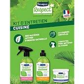 Nettoyant Starwax Entretien cuisine