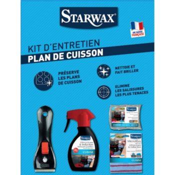 Starwax Entretien plaque de cuisson