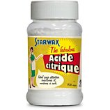 Détartrant Starwax The Fabulous ACIDE CITRIQUE 400GR FABULOUS