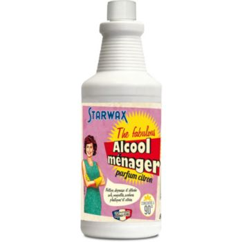 Starwax The Fabulous ALCOOL MENAGER 90° 800ML FABULOUS