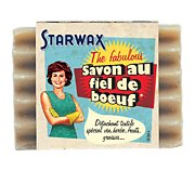 Starwax The Fabulous SAVON DETACHANT AU FIEL DE BOEUF 100GR