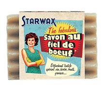 Détachant Starwax The Fabulous SAVON DETACHANT AU FIEL DE BOEUF 100GR