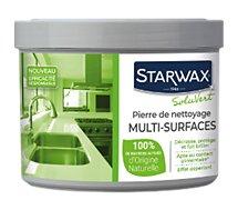 Nettoyant Starwax  PIERRE BLANCHE 375GR