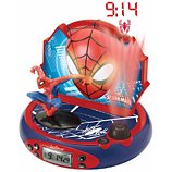 Réveil enfant Lexibook Projecteur Spider-Man