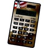 Calculatrice standard Lexibook  Calculatrice 10 chiffres Cities-Assortis