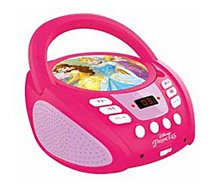 Radio CD Lexibook  RCD108DP Disney Princess