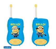 Talkie walkie Lexibook TW12 Despicable Me - Les Minions