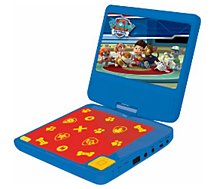 Lecteur DVD portable Lexibook  DVDP6PA Pat Patrouille