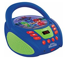 Radio CD Lexibook RCD108PJM Pyjamasks