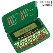 Dictionnaire électronique Lexibook L'officiel du jeu Scrabble