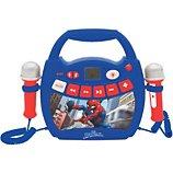 Karaoké Lexibook  MP300SPZ SpiderMan